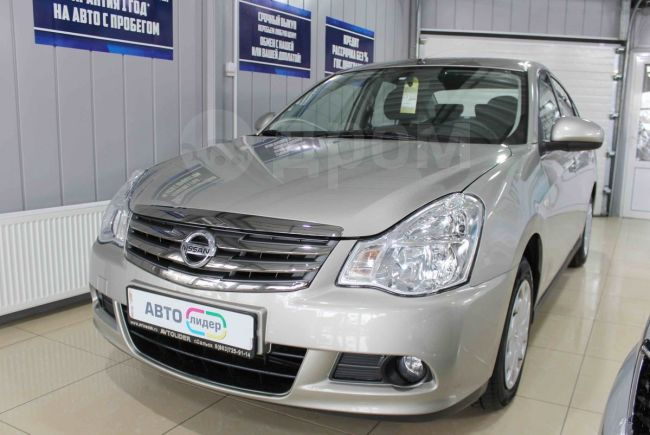 Nissan Almera, 2017 год, 639 900 руб.