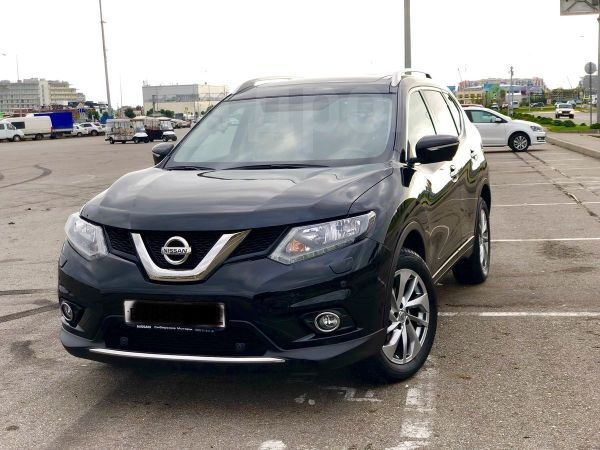 Nissan X-Trail, 2016 год, 1 380 000 руб.