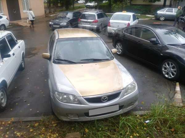 Mazda Familia, 1998 год, 124 000 руб.