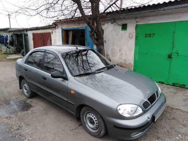 Daewoo Lanos, 2008 год, 205 000 руб.