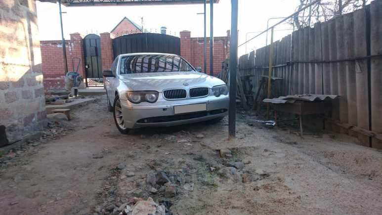 BMW 7-Series, 2001 год, 300 000 руб.