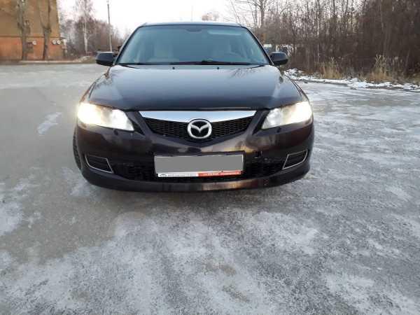 Mazda Mazda6, 2005 год, 290 000 руб.