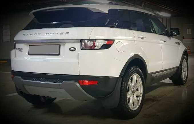 Land Rover Range Rover Evoque, 2011 год, 1 195 000 руб.