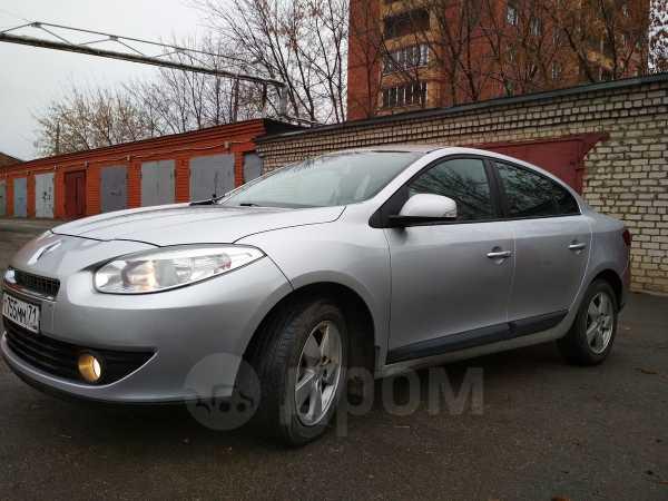 Renault Fluence, 2011 год, 395 000 руб.