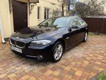 Новороссийск BMW 5-Series 2010