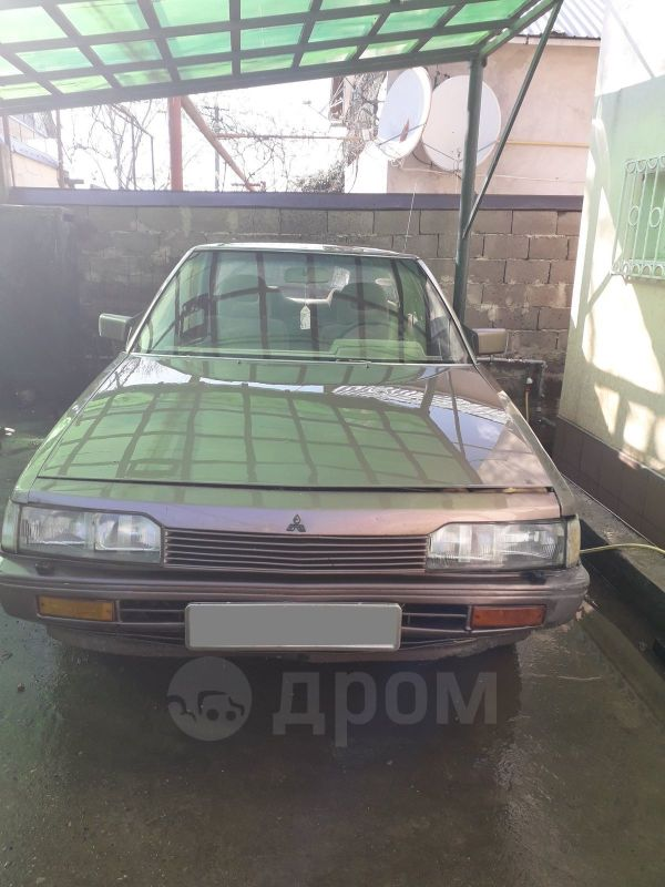 Mitsubishi Galant, 1985 год, 50 000 руб.