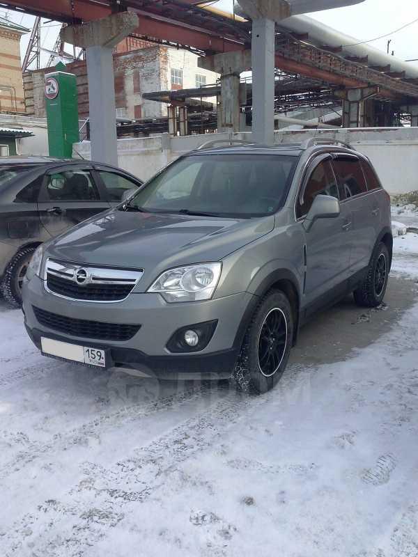 Opel Antara, 2012 год, 685 000 руб.