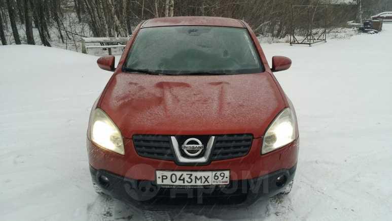 Nissan Qashqai, 2008 год, 545 000 руб.
