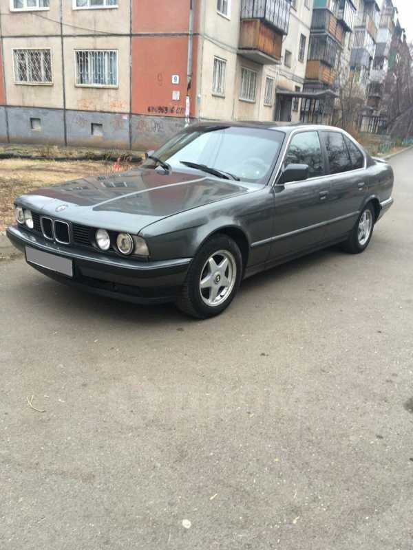 BMW 5-Series, 1990 год, 180 000 руб.