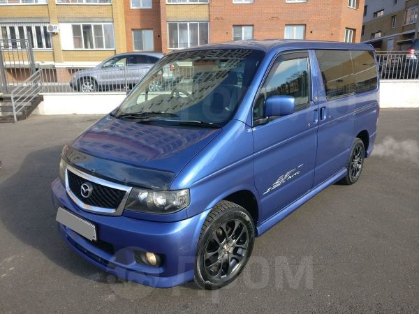 Mazda Bongo Friendee, 2002 год, 486 000 руб.