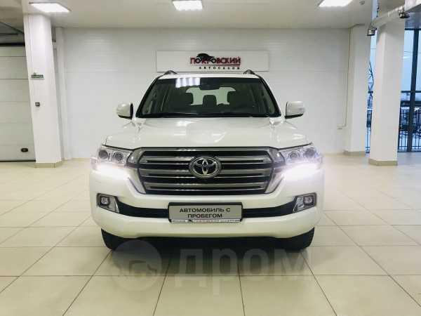 Toyota Land Cruiser, 2015 год, 3 699 000 руб.