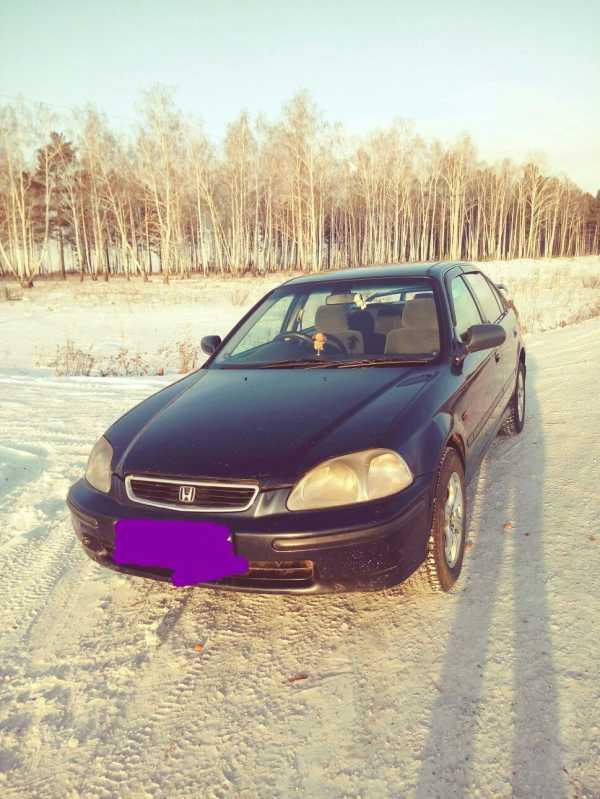 Honda Civic Ferio, 1995 год, 165 000 руб.