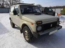 Чугуевка 4x4 2121 Нива 1984
