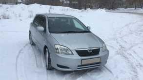 Toyota Corolla Runx, 2003 г., Барнаул