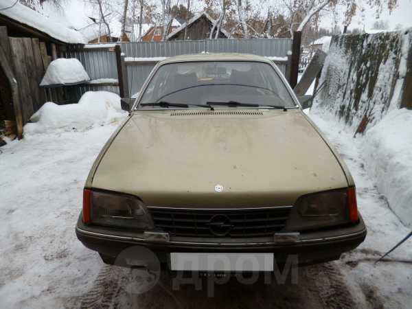 Opel Rekord, 1984 год, 30 000 руб.
