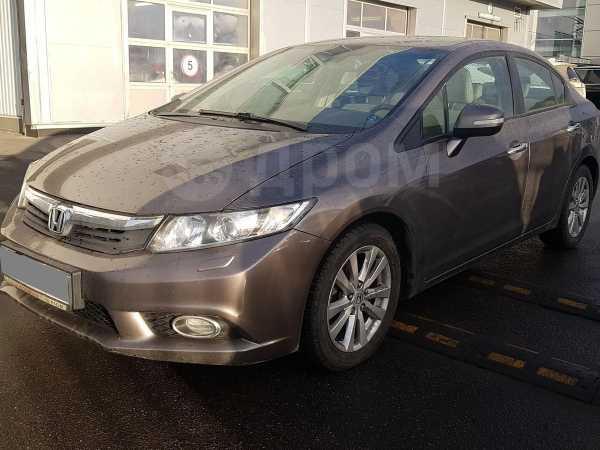 Honda Civic, 2012 год, 680 000 руб.