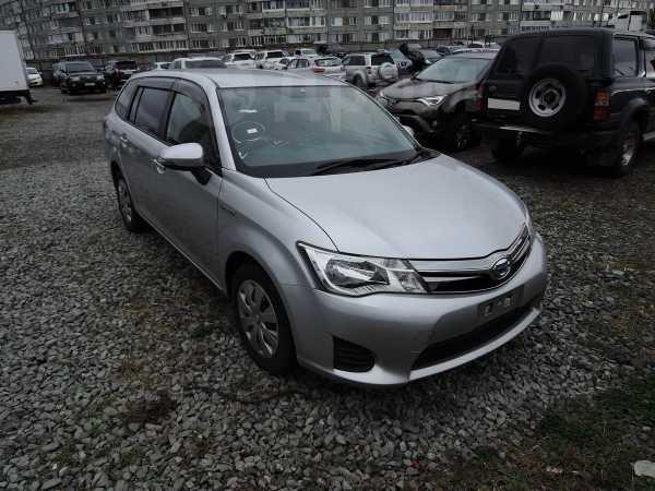 Toyota Corolla Fielder, 2014 год, 895 000 руб.