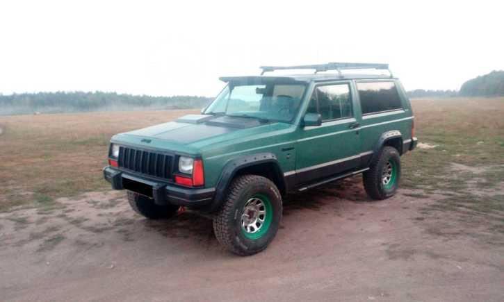 Jeep Cherokee, 1993 год, 350 000 руб.