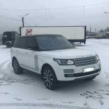Оренбург Range Rover 2013