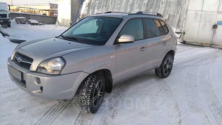 Hyundai Tucson, 2008 год, 550 000 руб.