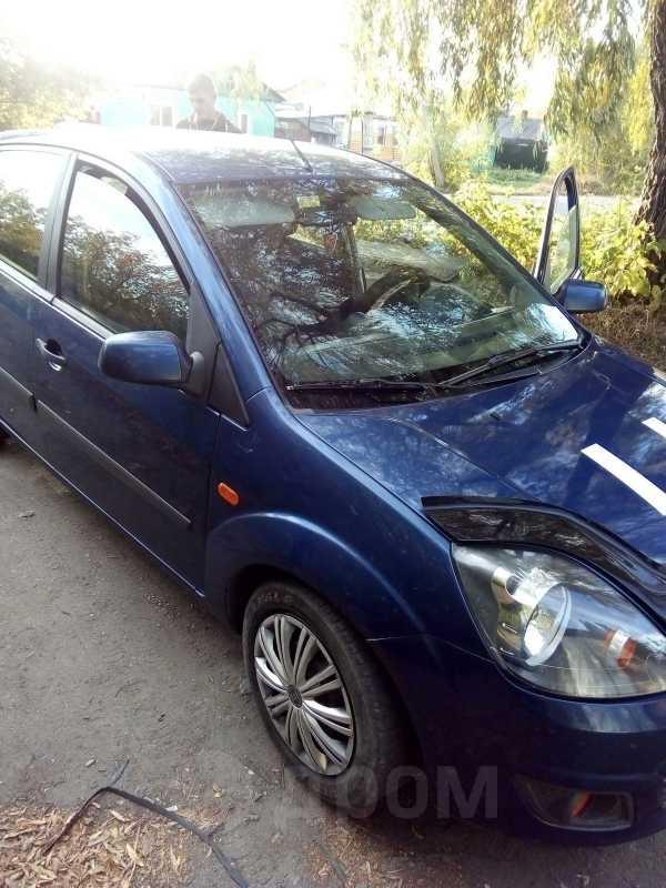 Ford Fiesta, 2007 год, 140 000 руб.