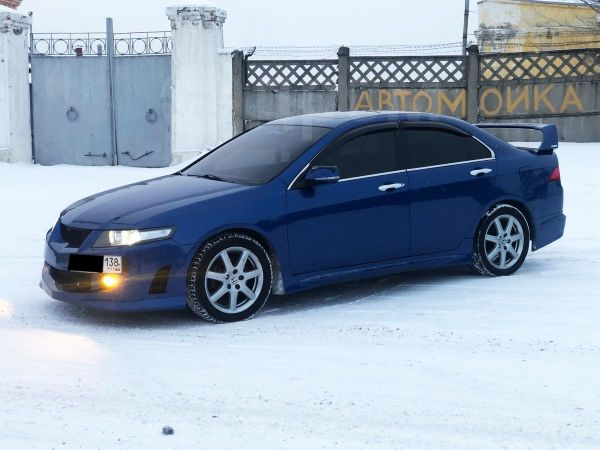 Honda Accord, 2007 год, 607 000 руб.