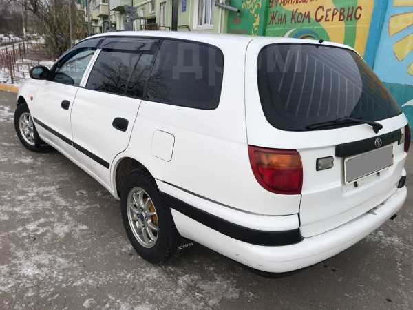 Toyota Caldina, 1999 год, 222 222 руб.
