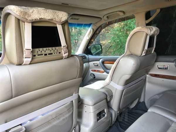 Lexus LX470, 2003 год, 1 200 000 руб.