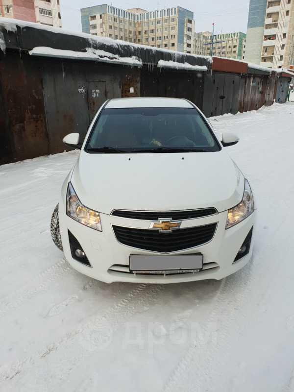 Chevrolet Cruze, 2015 год, 630 000 руб.
