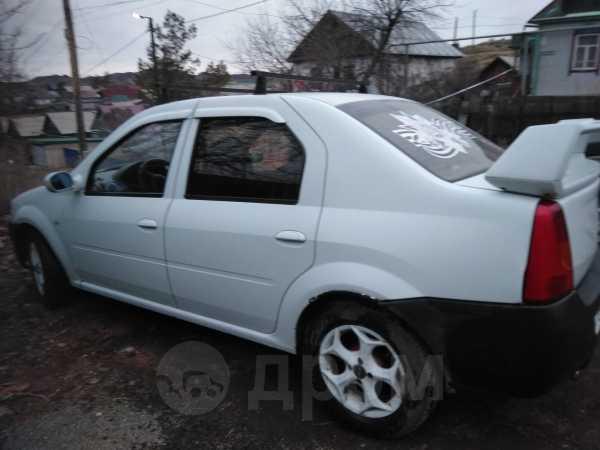 Renault Logan, 2006 год, 130 000 руб.