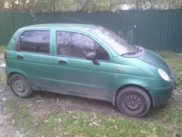 Daewoo Matiz, 2003 год, 75 000 руб.