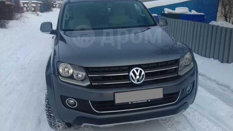 Volkswagen Amarok, 2010 год, 980 000 руб.