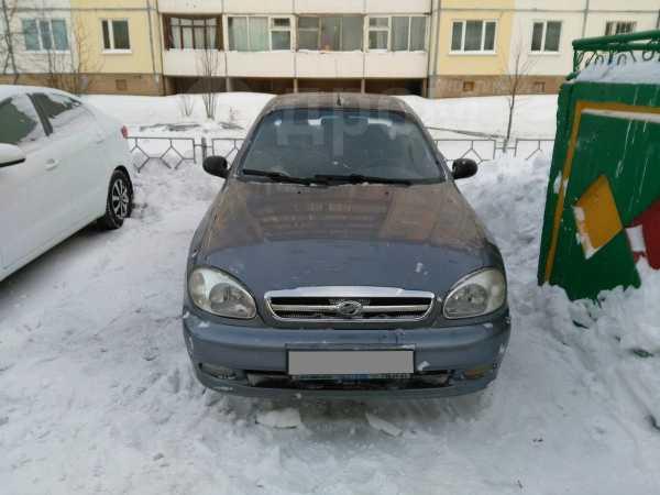 ЗАЗ Сенс, 2007 год, 80 000 руб.