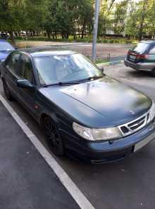 Москва Saab 9-5 1999