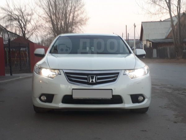 Honda Accord, 2012 год, 950 000 руб.