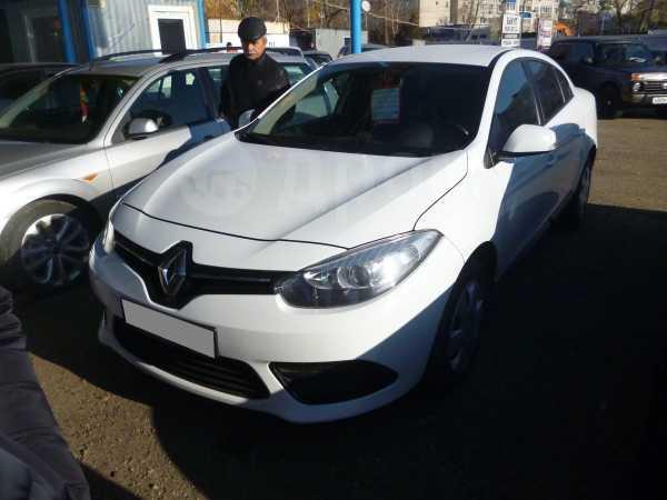 Renault Fluence, 2013 год, 485 000 руб.