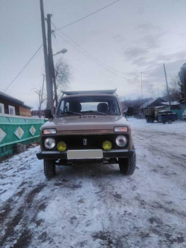 Лада 4x4 2121 Нива, 1985 год, 150 000 руб.