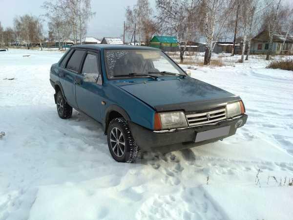 Лада 21099, 1995 год, 49 000 руб.