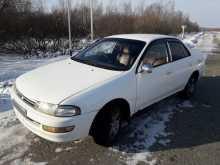 Завитинск Toyota Carina 1992