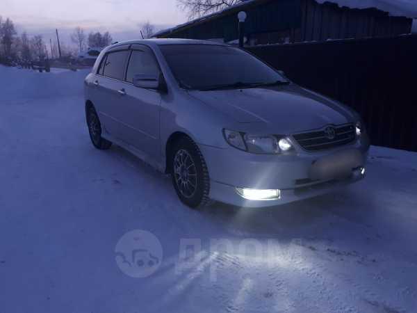 Toyota Allex, 2001 год, 349 000 руб.
