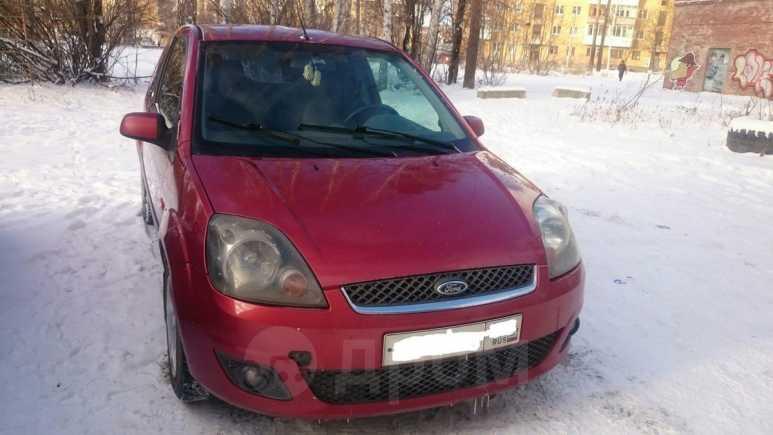 Ford Fiesta, 2007 год, 250 000 руб.