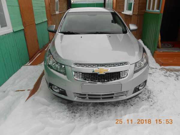Chevrolet Cruze, 2009 год, 468 000 руб.