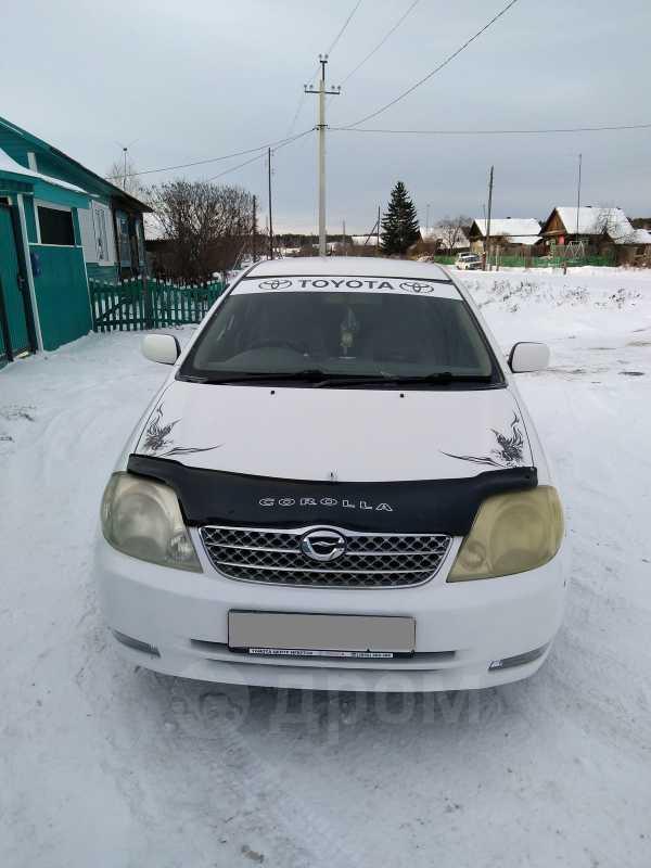 Toyota Corolla, 2002 год, 335 000 руб.