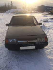 Омск 2108 1986