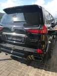 Lexus LX570, 2018 год, 6 350 000 руб.
