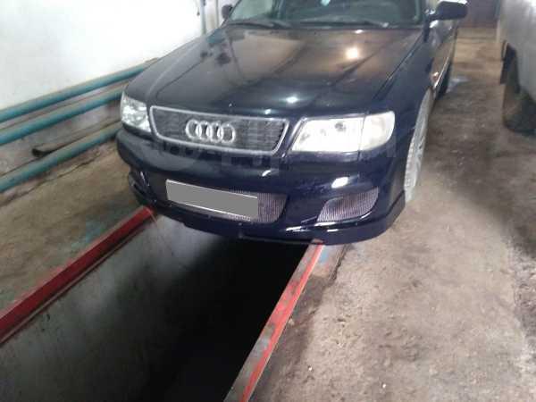 Audi A6, 1995 год, 120 000 руб.