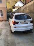 BMW X3, 2017 год, 2 400 000 руб.