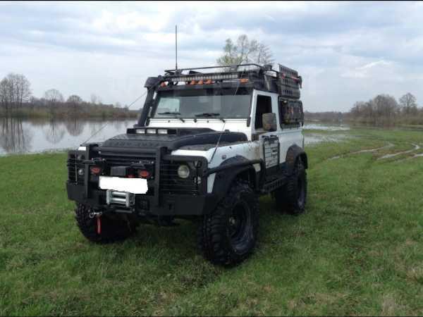 Land Rover Defender, 2008 год, 1 570 000 руб.