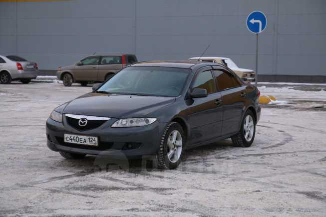 Mazda Mazda6, 2003 год, 308 000 руб.