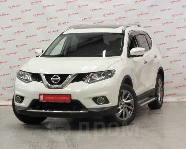 Nissan X-Trail, 2017 год, 1 865 000 руб.
